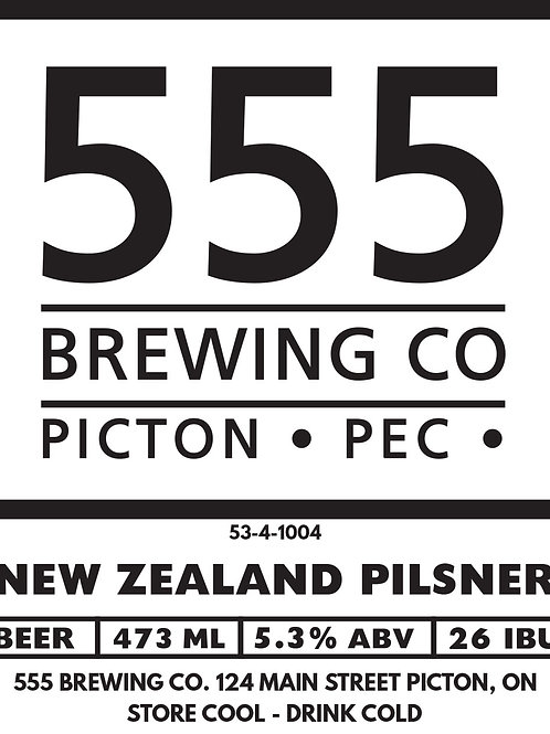 NZ Pilsner