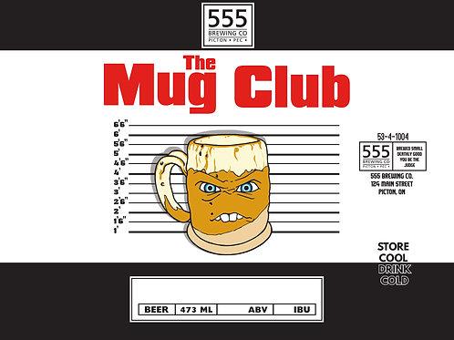 Mug Club Annual Beer - Dunkel 473ml can