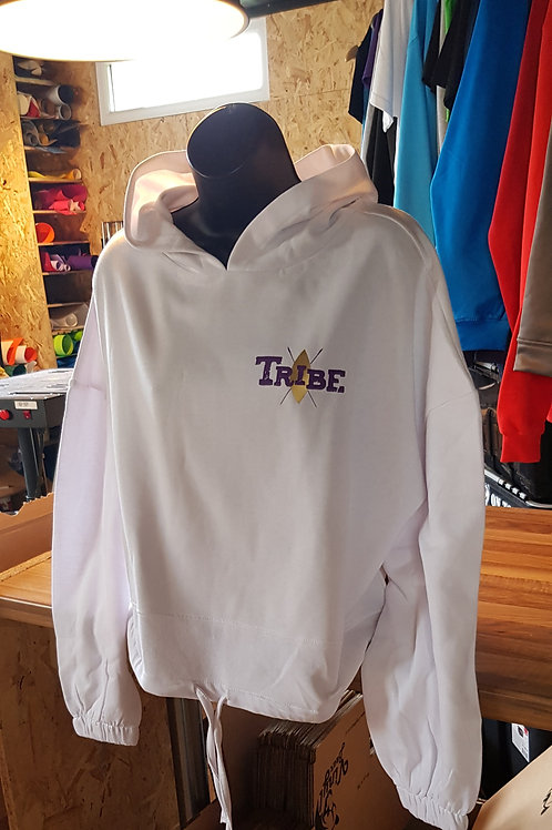 White Ladies Hoody