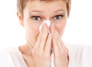 Allergies - tis' the season