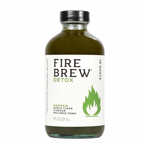 Fire Brew - Detox garden blend - 8 oz.