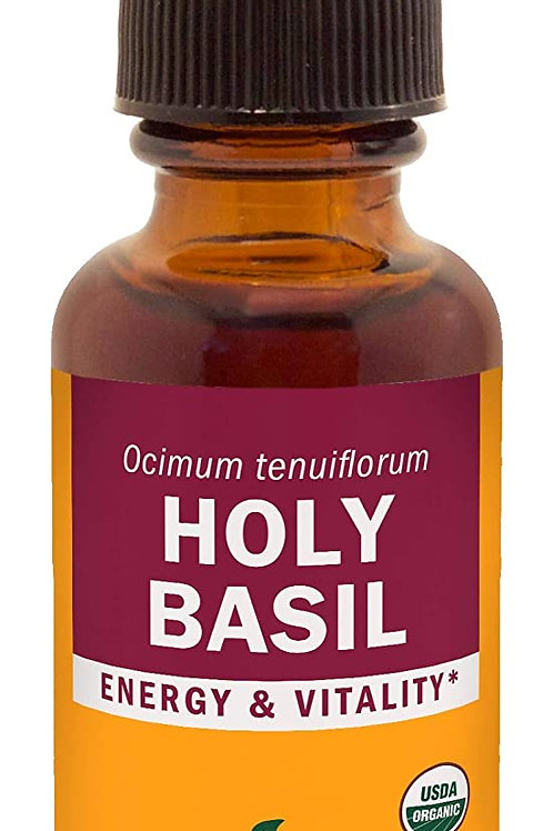 Herb Pharm - Holy Basil tincture Alcohol Free - 2 oz