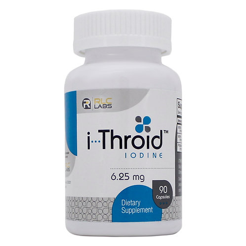 RLC labs Ithroid - 6.25 mgs