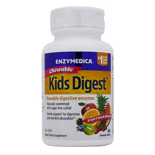Enzymedica Kids Digest - 60