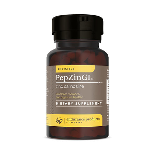 Chewable PepZinGI® Zinc-Carnosine 75mg