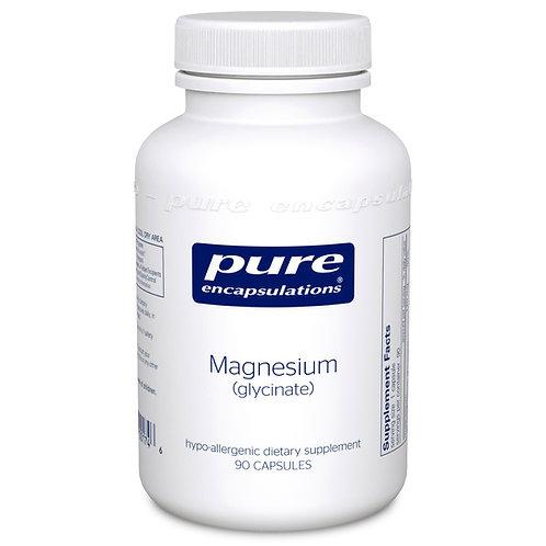 Pure Encapsulations Magnesium Glycinate - 90 Capsules