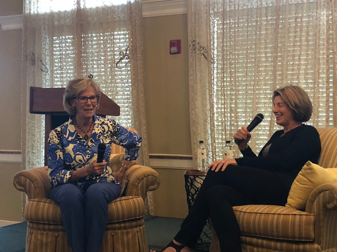 Judy and Juli interview May 2019.