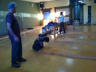 The birth of a Pilates Studio