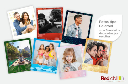 Polaroids RedLab