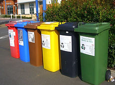 Recycling Bins Image
