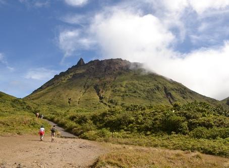 Fiche Rando : Le volcan de la soufrière