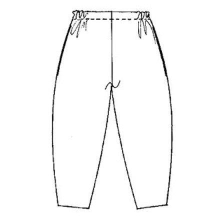 Pantalon Fuselé 2-10 Ans
