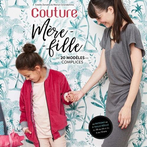 Couture mère-fille - 20 modèles complices