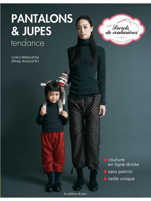 PANTALONS & JUPES TENDANCE