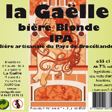 24 bières blonde IPA