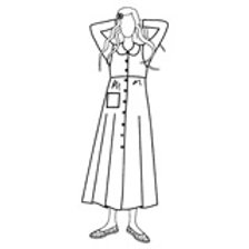 Robe De Chambre T. : 36-46