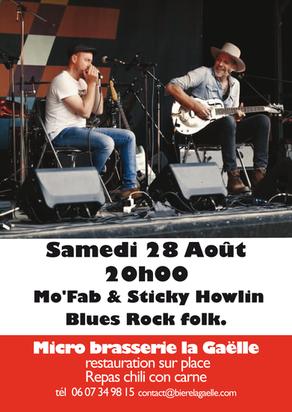 Blues folk