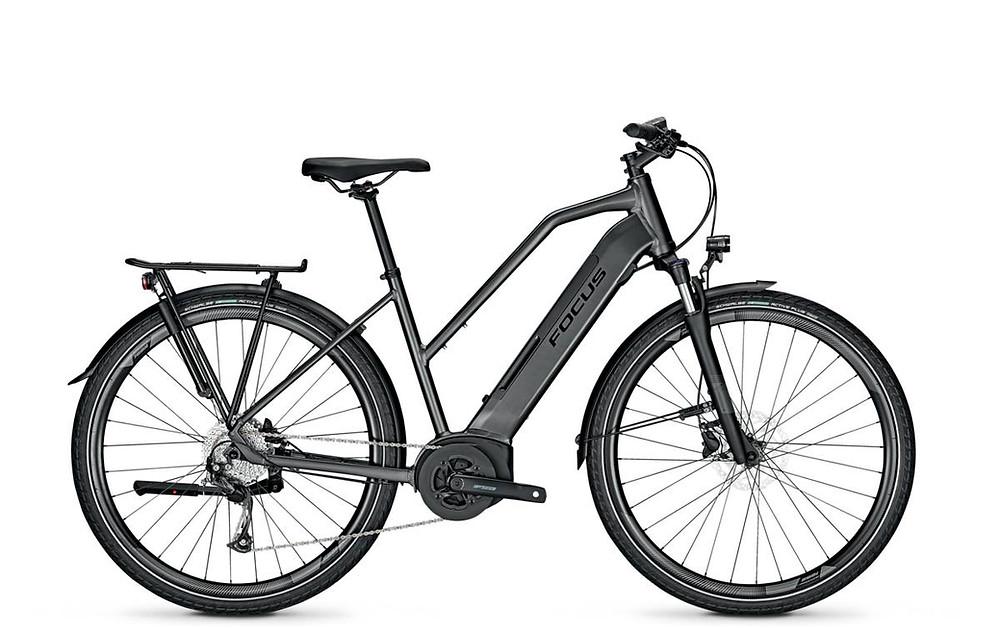 Kalkhoff Endeavour 3B Move, Elsykkel med krankmotor, oslo sykkelverksted