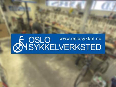 Sykkelbutikk på Grünerløkka