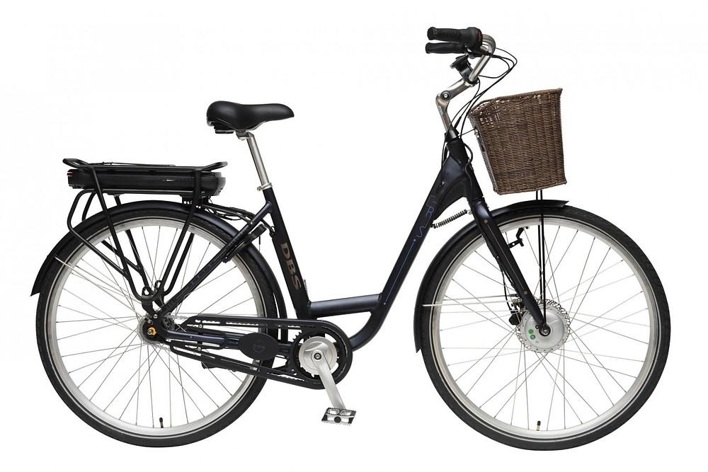 DBS Eris 7s, elsykkel med navmotor, oslo sykkelverksted