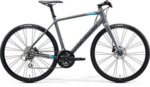 Merida Speeder 100 Oslo Sykkelverksted hybridsykkel karbon gaffel