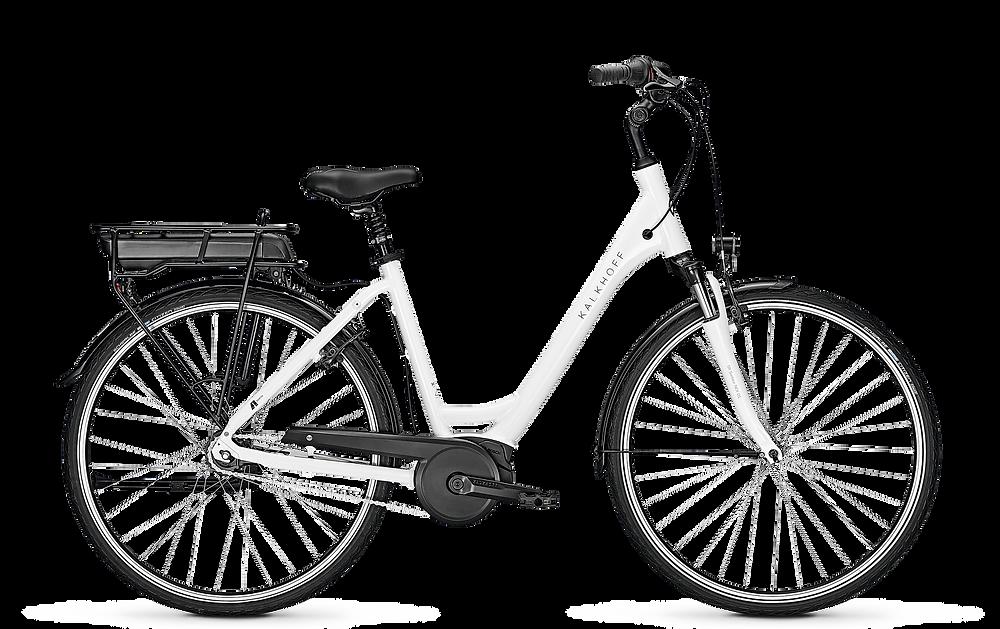 Kalkhoff Agattu 1B Move, Oslo Sykkelverksted, elsykkel med krankmotor