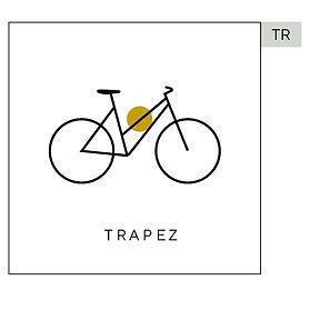 trapes ramme sykkel
