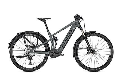 Focus Thron² 6.8 EQP Ultimate elsykkel tur sykkel Oslo Sykkelverksted