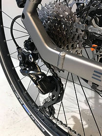Shimano XT gir elsykkel Kalkhoff endeavour 5s xxl familiesykkel oslo sykkelverksted