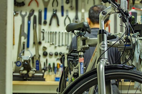Oslo Sykkelveksted, sykkelservice, sykkelreparason
