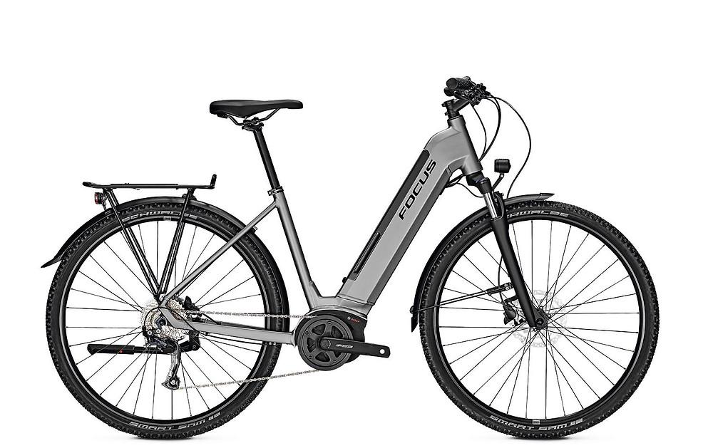 Focus Planet² 5.8 elsykkel oslo sykkelbutikk