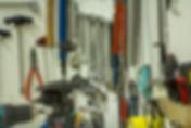 Oslo Sykkelverksted, sykkelservice, verktøy
