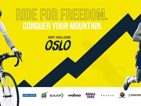 Hope Challenge Oslo - 2019