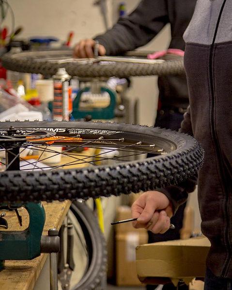 Oslo Sykkelverksted vårsjekk sykkel