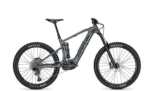 Focus Sam² 6.7 Fulldempet elsykkel oslo sykkelverksted stisykkel elektrisk
