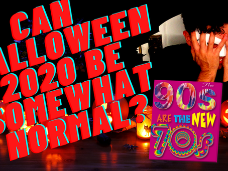 Bring a Little 90s to Halloween 2020