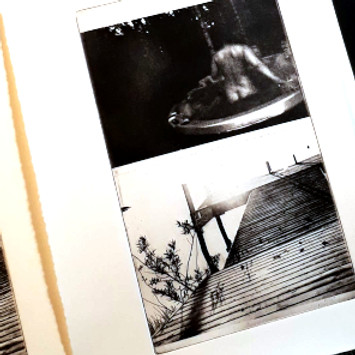 Polymer photogravure workshop