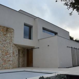Résidentiel Maison D&C - Maison individuelle Contemporaine Drôme Provençale