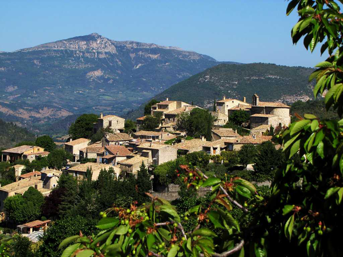 Village des Baronnies