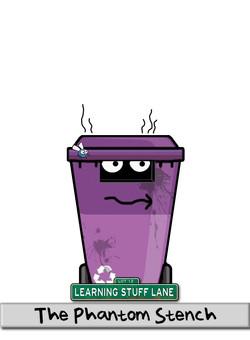 Character---GarbageBinGalPhantomStench