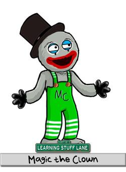 Character---MagictheClown