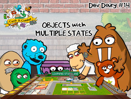 #14 - LSL Cards & Combat - Objects with Multiple States