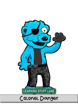 Character---BuddyColonelDanger