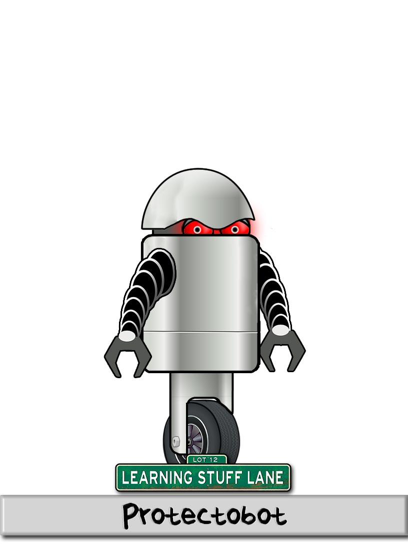 Character---Protectobot