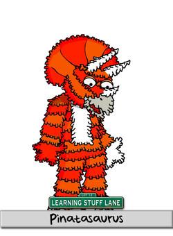 Character---Pinatasaurus