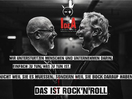 Das ist Rock'n'Roll.