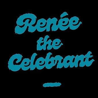 Renee the Celebrant Square logo 2021 (2)