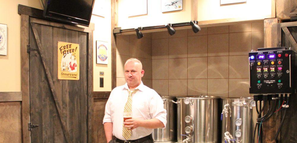 Feb 2017 CallSign Brewing