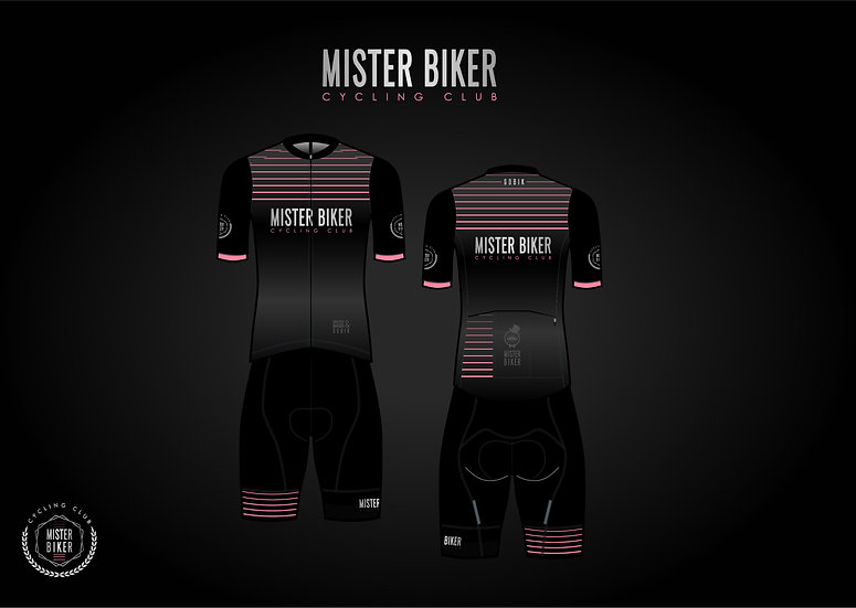 Mister Biker Cycling Club Special Edition