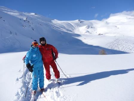 Le ski à Serre Chevalier